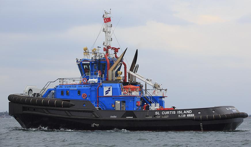 Sanmar Shipyards - RAstar 3400 - Smit Lamnalco