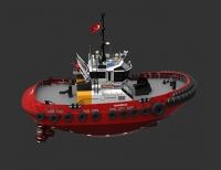 Sanmar Bakircay tugboat