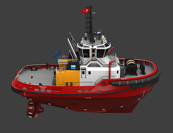 Sanmar Bigacay tugboat