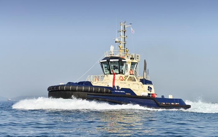 Svitzer Amstel Tugboat