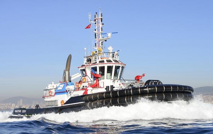 Sanmar  RAstar 3200W tugboat