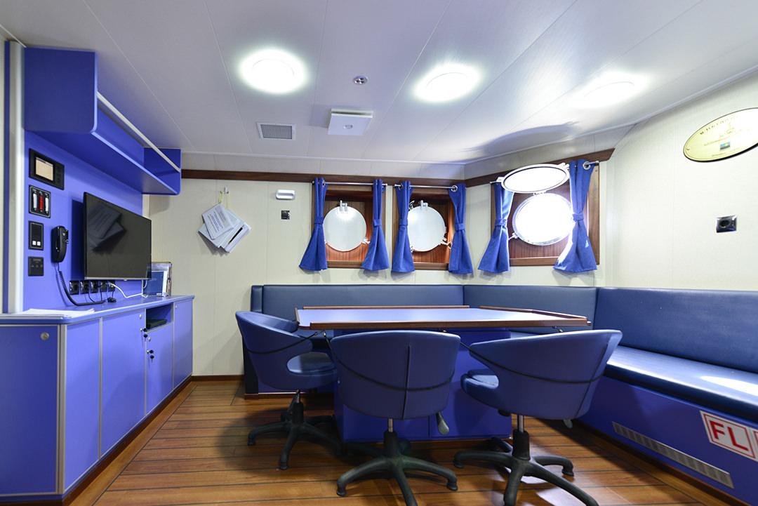 Sanmar Ulucay Mess Room