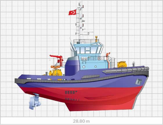 Sanmar-Terminal-ASD-Tugboat