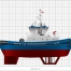 Sanmar-Voith-Tugboat