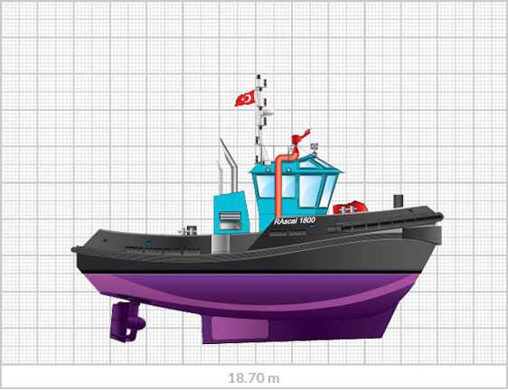 Sanmar-Yenicay-ASD-Tugboat
