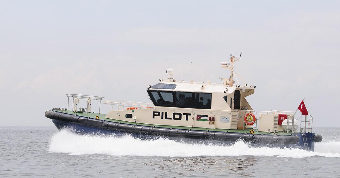 Sanmar Pilot Boat PI-16 | Sanmar A Ş  | Tug Builder and
