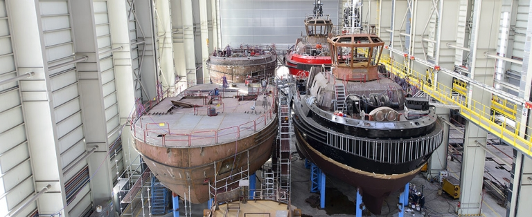 altınova shipyard quality ship building