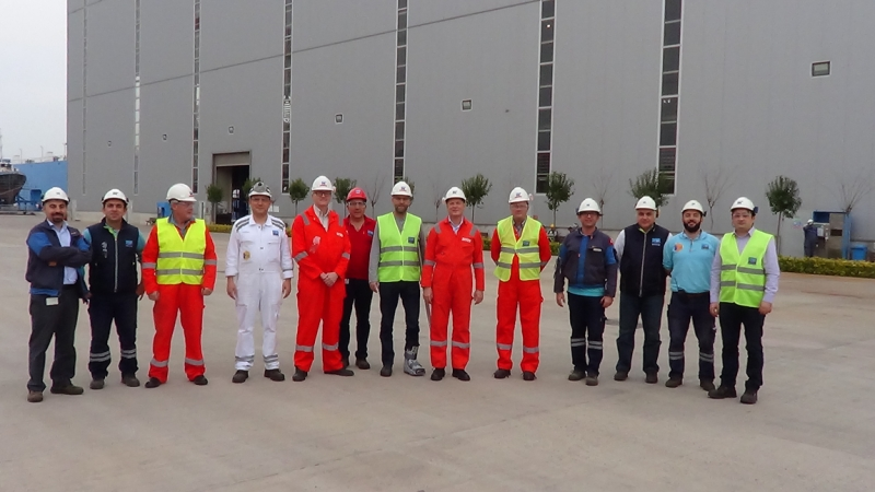 Svitzer new building team