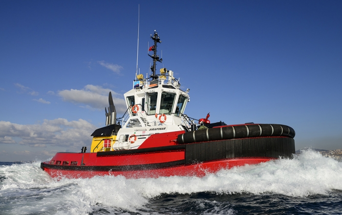 Sirapinar RAmparts 2200 Tugboat