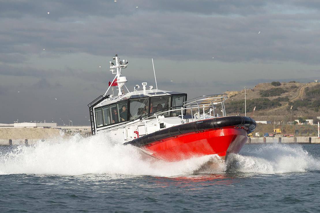 Sanmar Pilot Boat