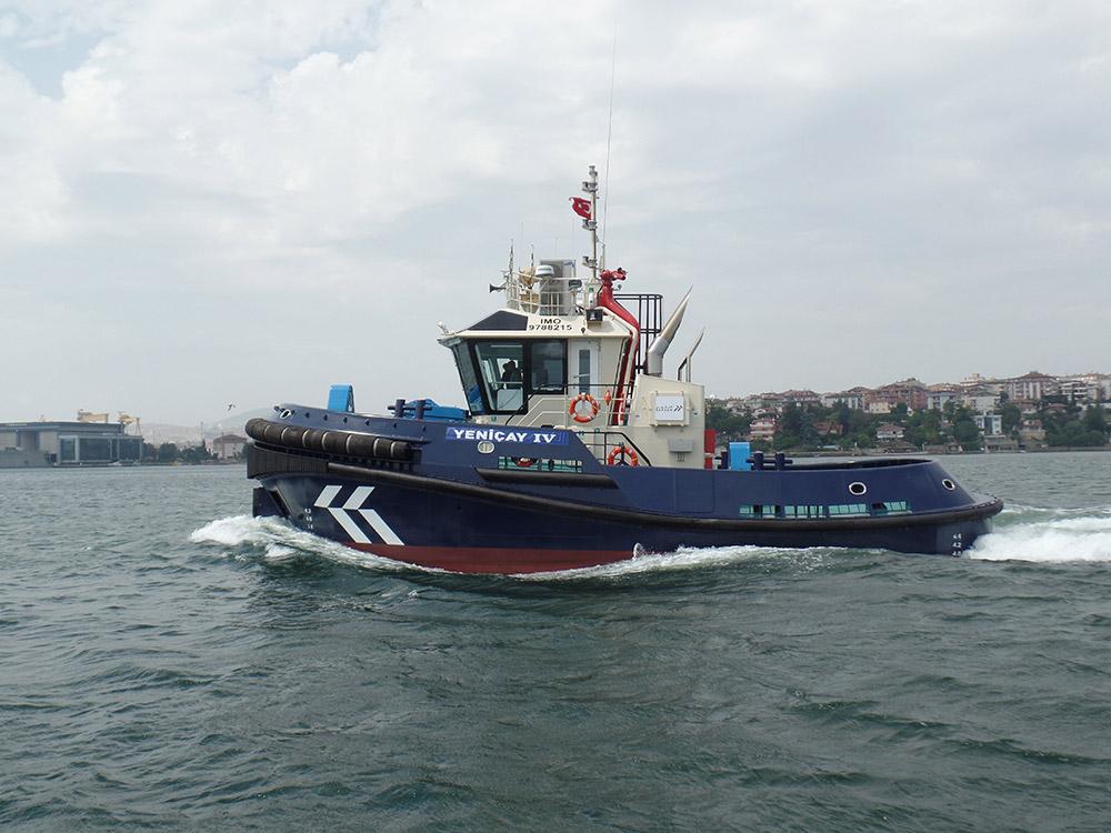 Sanmar compact ASD tug range continues to impress Abu Dhabi
