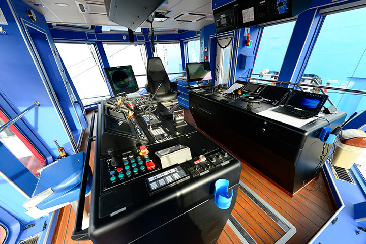 Sanmar Shipyards Vectra Series3
