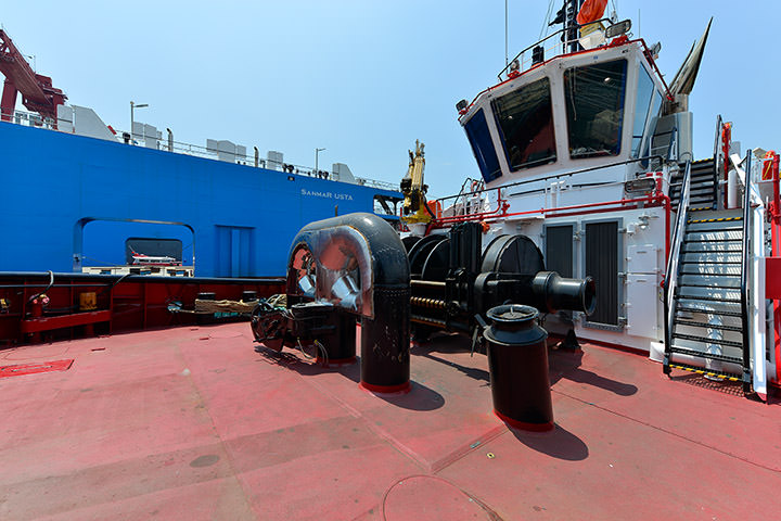 Sanmar Shipyards Vectra Series7