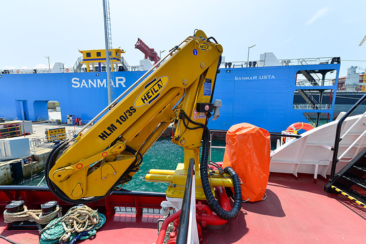 Sanmar Shipyards Vectra Series8