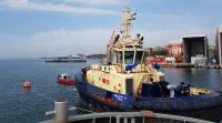 Sanmar Tractor Tug Delicay III