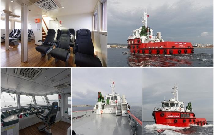 Sanmar A Ş  Tug Builder and Operator In Turkey   Sanmar A Ş