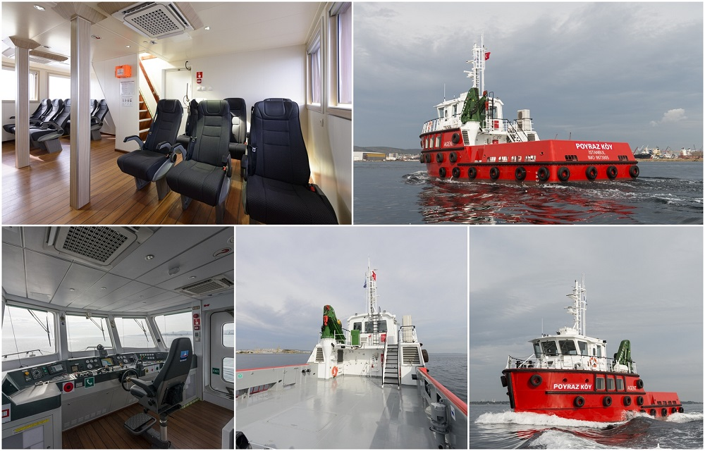 Busy Bosphorus Receives New Design of Multipurpose Boat