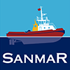 Sanmar Shipyards Logo