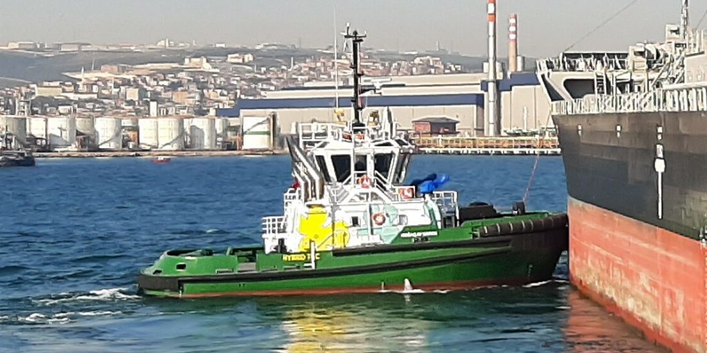 Another First for Sanmar Enhances Services in Izmit Bay