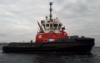 Seaspan Raptor Tugboat