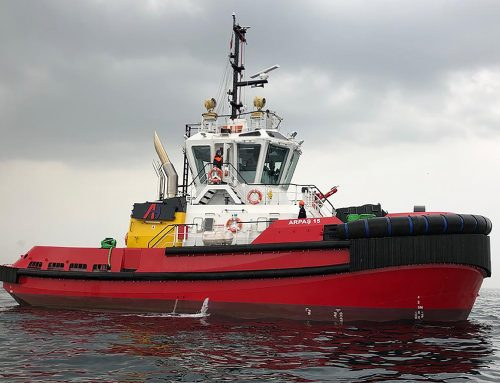 Satisfied customer buys two more tugs from Sanmar
