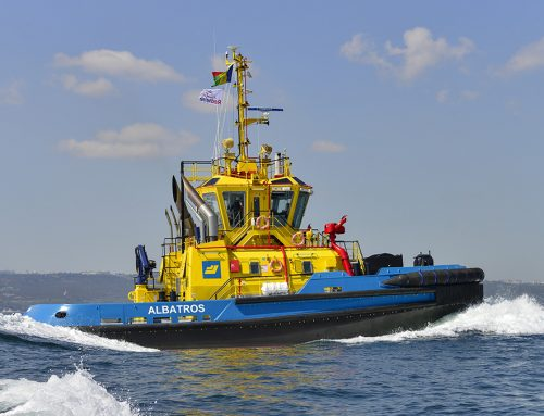 SANMAR Delivers High-performance Tug for SAAM's Newly Launched Service in Peru