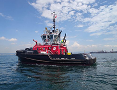 Sanmar Delivers Second Powerful Modern Tug to Canadian Operator